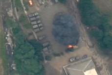 Уничтожение военных объектов Армении