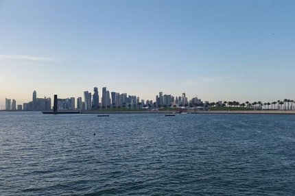 Доха.