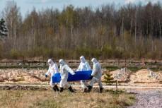 Россия стала третьей в мире по числу случаев COVID-19
