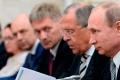 Встреча Президента России с главами стран БРИКС и ШОС