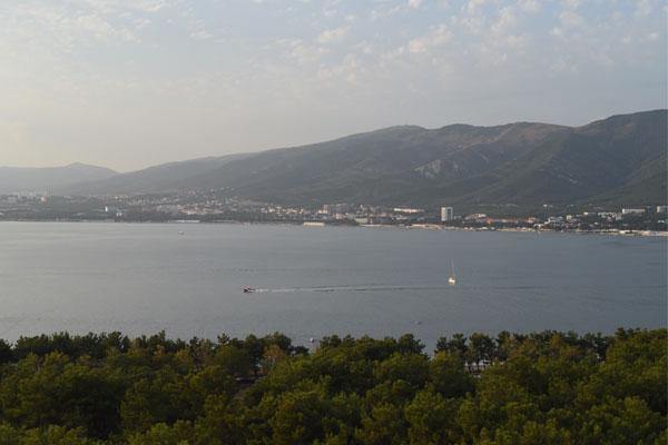 Бухта Геленджика.