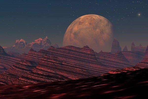 Врайоне горы Шарп находится обломок НЛО— Ученые