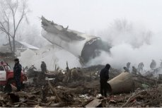Авиакатастрофа, Бишкек, Киргизия.