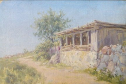 Выставка «Образ Крыма в творчестве русских художников».