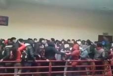 В университете Боливии во время давки погибли студенты