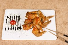 Китайская еда.