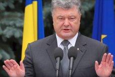Выступление президента Украины Петра Порошенко
