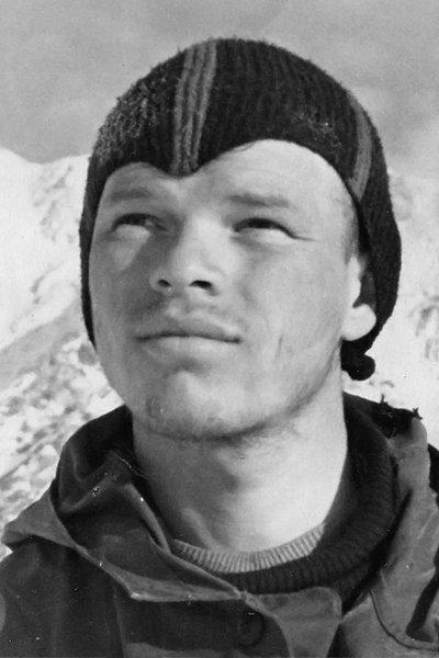 Руководитель экспедиции Игорь Дятлов