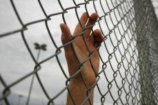 Тюремная решётка.
