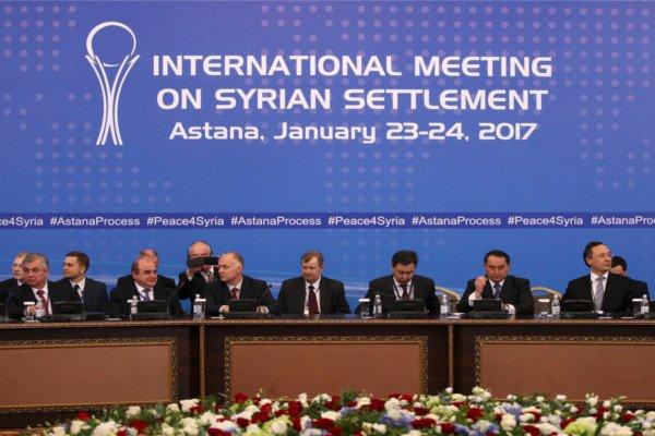 Перемирие вСирии обеспечит специальный механизм, подготовленный Россией, Турцией иИраном