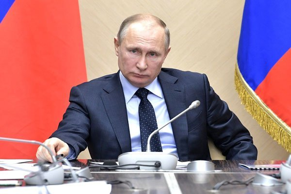 Путин подписал пакет законов обамнистии капиталов