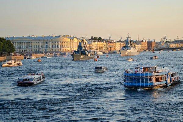 Санкт-Петербург, Нева