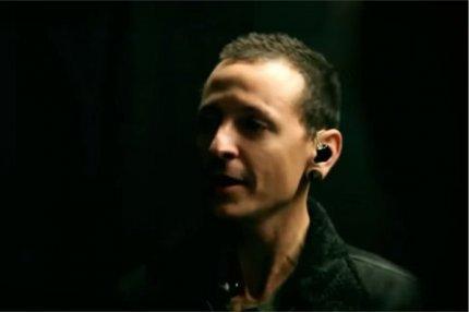 Солист Linkin Park Честер Беннигтон.