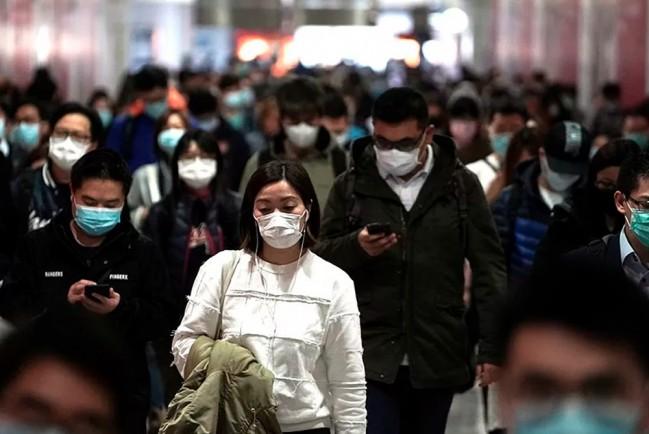 Пандемия коронавируса в мире