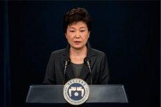 Президент Южной Кореи Пак Кын Хе, Сеул.