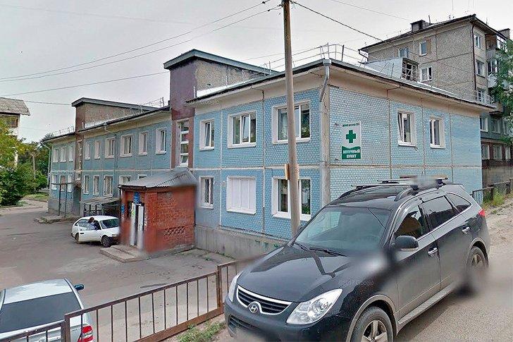 Поликлиника №6 города Иркутска где покончил с собой пациент не дождавшись очереди