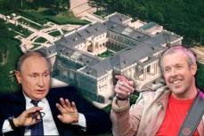 Макаревич о «дворце Путина»: «У нас четверть страны живут с сортирами во дворах...»