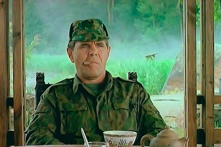 Народный артист России Алексей Булдаков