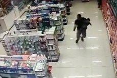 Ограбление в аптеке