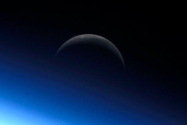 Заход Луны
