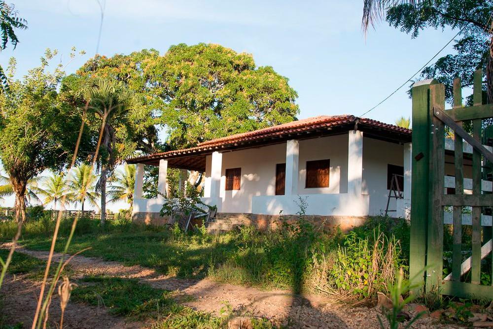 Дом, где был застрелен Нобрега