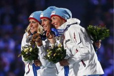 Олимпийские игры 2014 в Сочи.