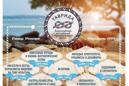 Всероссийский молодёжный образовательный форум «Таврида