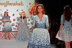 34-х летний дизайнер Лена Хошек вдохновила своей новой коллекцией весна-лето 2015.