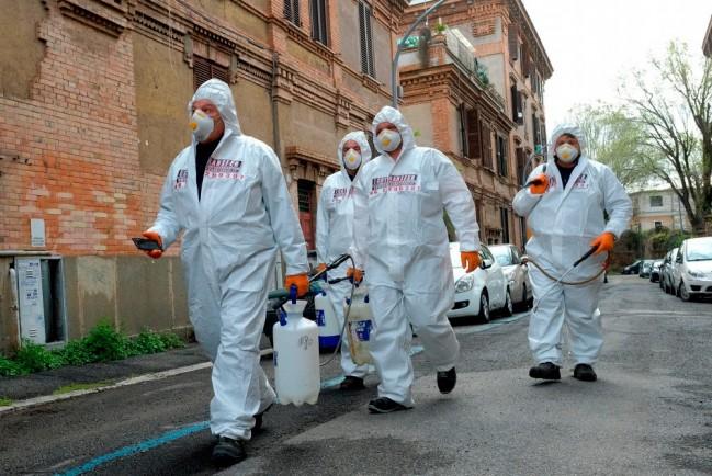В Италии обнаружили два штамма коронавируса