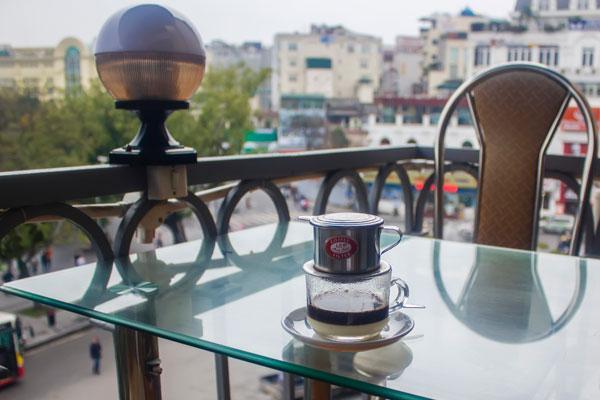 Кофе по-вьетнамски.