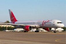 Самолёт авиакомпании ВИМ-Авиа.