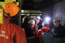 """Якутия вспоминает жертв аварии на руднике """"Мир"""""""