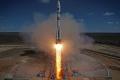 Старт ракеты-носителя Союз-2.1а.