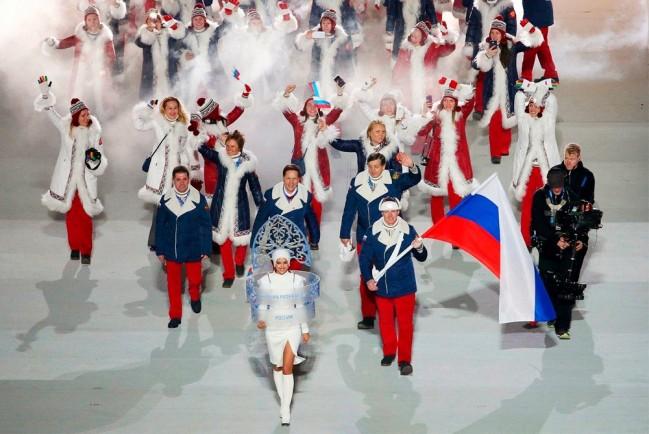 Российских спортсменов лишили флага и гимна на ЧМ и Олимпиадах на два года