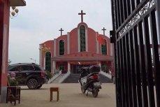 Гонения на христиан в Китае