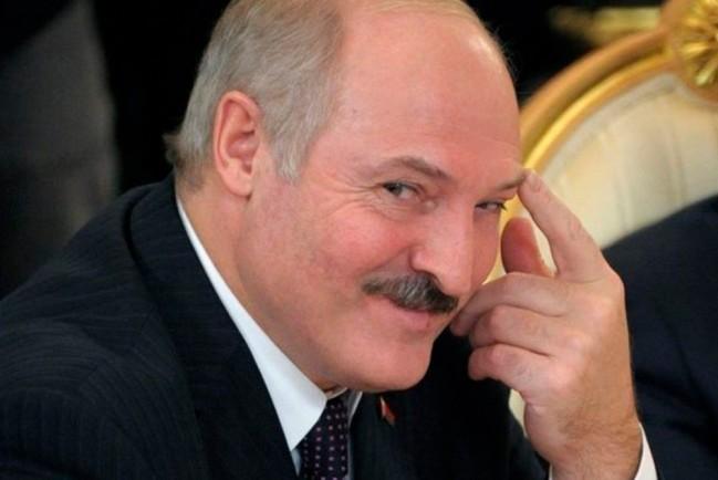 Лидер Беларуси Александр Лукашенко