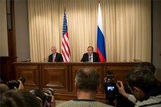 Пресс-конференция Лаврова и Тиллерсона.