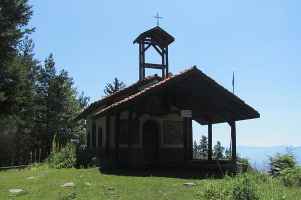 Часовня Святого Ильи в Велинграде. Болгария.