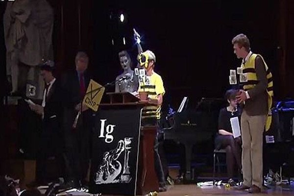 Шнобелевка-2017: кто получил награды засамые абсурдные открытия