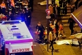 Нападение террористов на рок-кафе в Париже.