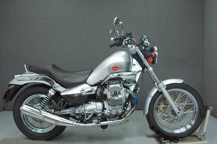 Мотоцикл Guzzi Nevada 750
