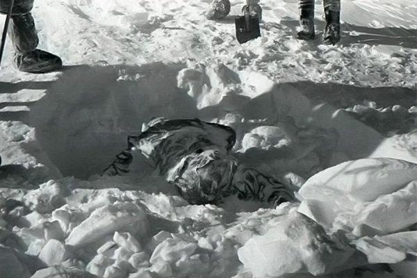 Обнаружено тело Рустема Слободина из группы Дятлова