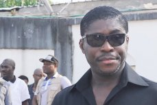 Вице-президент Экваториальной Гвинеи Teodoro Obiang Mangue
