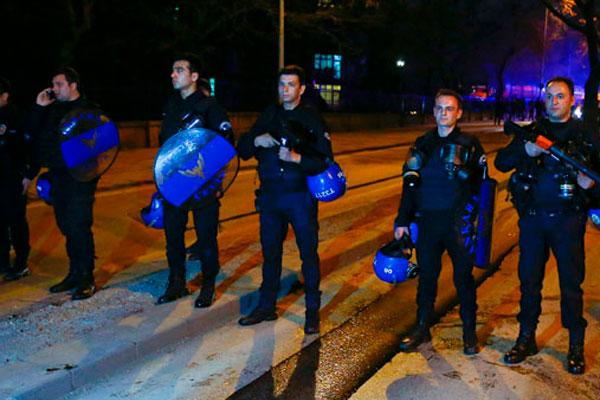 Турция. После взрыва в Анкаре.