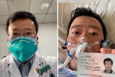 Офтальмолог из Уханя Ли Вэньлян, который первым зафиксировал случаи заражения коронавирусом в Китае