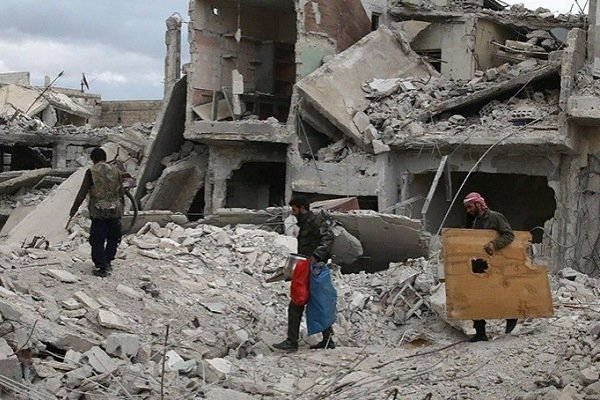 Сирия после ракетных ударов США и их союзников