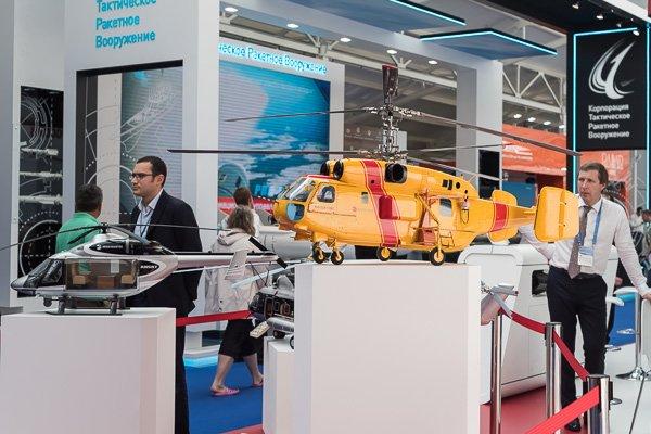 Многоцелевой вертолет Ка-32А11ВС