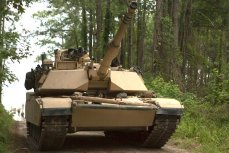 Танк М1A1 Абрамс