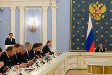 Заседание Правительства, Горки, Москва, 9 ноября 2016.