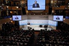 Сергей Лавров на Конференции по безопасности в Мюнхене.